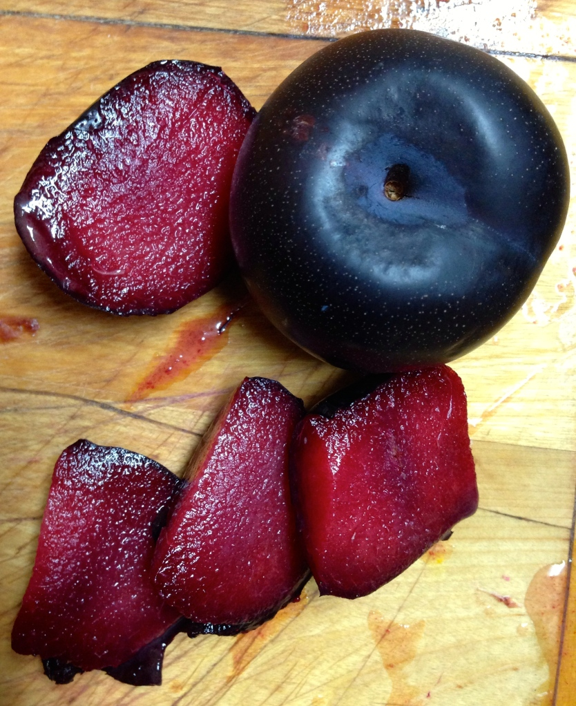 """Flavor Rosa"" Pluots for Flavoring"
