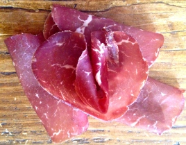 2. Get Some Bresaola