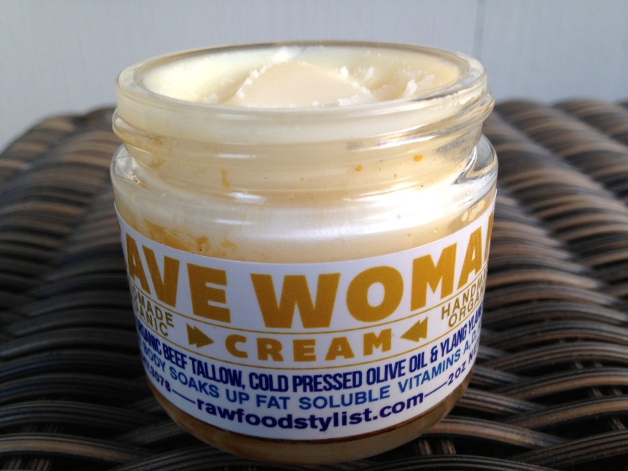 Beef Tallow Face Cream!