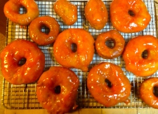 Glazed and Resting
