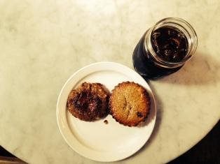 Fig & Ginger Scones