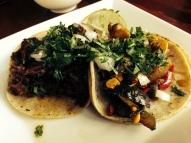 Tacos at Tacolicious: