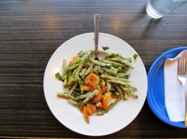 Green Beans at House of Nanking