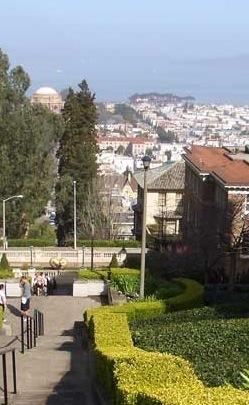 Lyon St. Stairs
