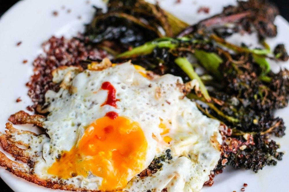quinoa and eggs (1 of 1)