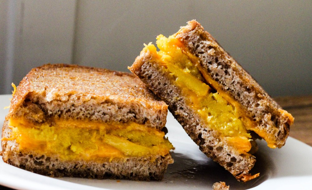 Squash Grilled Cheese (1 of 4)