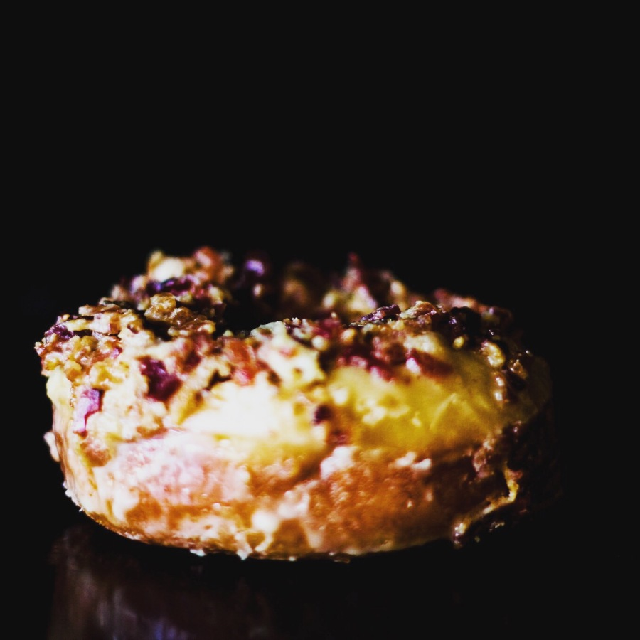 The Famous and Original Maple Bacon Donut